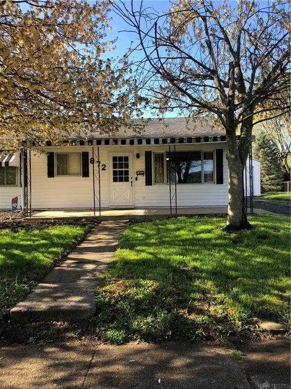 872 Spartan Avenue, Vandalia, OH 45377 (MLS #838763) :: The Gene Group