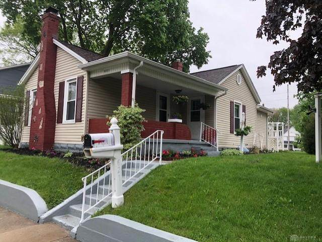 621 S Walnut Street, Troy, OH 45373 (MLS #839023) :: The Gene Group