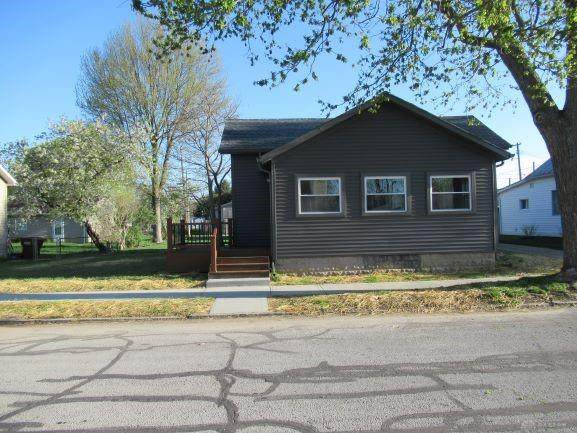 205 W 1st Street, Arcanum, OH 45304 (MLS #839347) :: The Westheimer Group