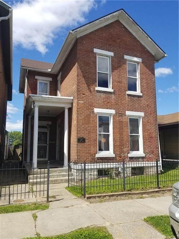157 Kastner Avenue, Dayton, OH 45410 (MLS #839461) :: The Gene Group