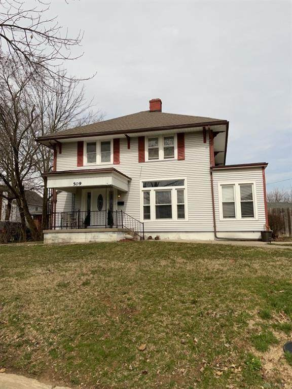 509 Otterbein Avenue, Dayton, OH 45406 (MLS #839510) :: The Gene Group