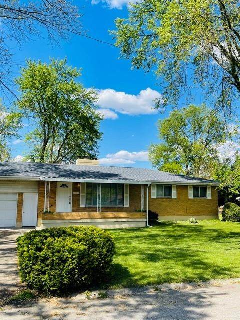 127 Minty Drive, Dayton, OH 45415 (MLS #839775) :: The Westheimer Group