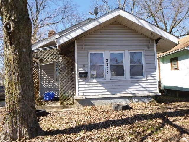 2215 Kensington Drive, Dayton, OH 45406 (MLS #839982) :: Bella Realty Group