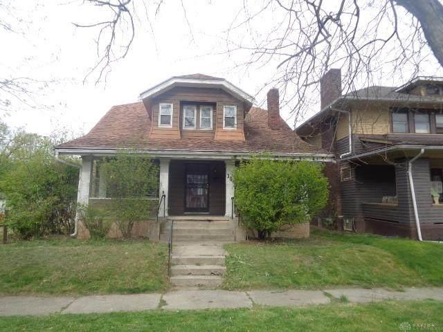301 Rockwood Avenue, Dayton, OH 45405 (MLS #840508) :: The Westheimer Group