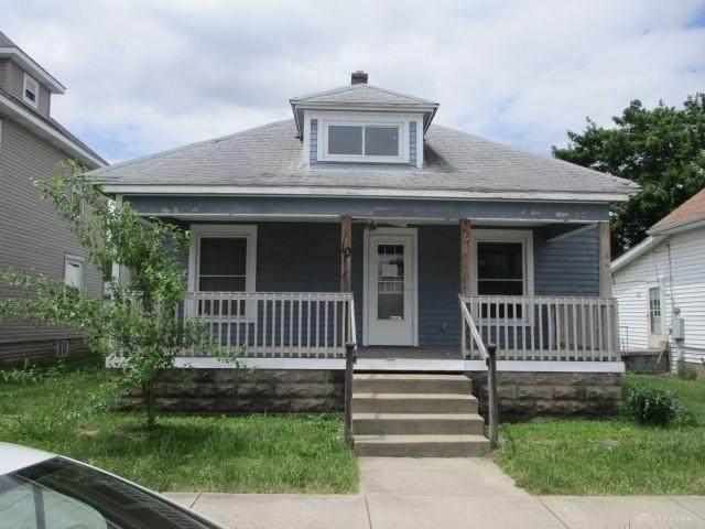 10 N Main Street, Casstown, OH 45312 (MLS #841138) :: The Gene Group