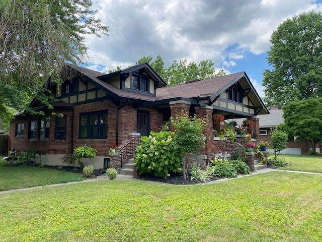 43 Watervliet Avenue, Dayton, OH 45420 (MLS #841856) :: The Swick Real Estate Group