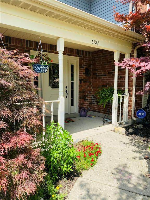 6727 Charlesgate Road, Huber Heights, OH 45424 (MLS #842319) :: The Gene Group