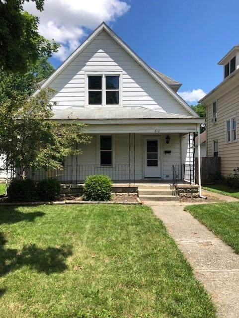 610 W Greene Street, Piqua, OH 45356 (MLS #842420) :: Bella Realty Group