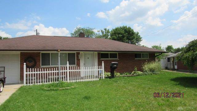 5368 Mystic Drive, Huber Heights, OH 45424 (MLS #842623) :: The Gene Group