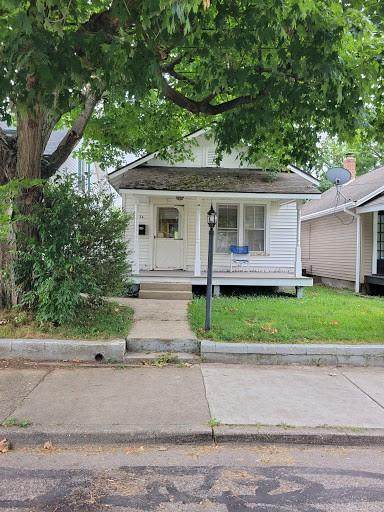 134 E Shannon Avenue, West Carrollton, OH 45449 (MLS #844217) :: The Westheimer Group