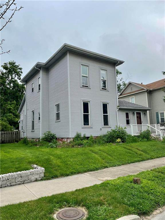 212 Harrison Avenue, Greenville, OH 45331 (MLS #845266) :: The Westheimer Group
