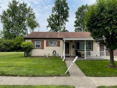 65 Rowland Drive, Fairborn, OH 45324 (MLS #845430) :: The Westheimer Group