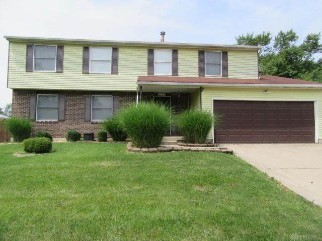 6725 Galaxie Drive, Clayton, OH 45415 (MLS #845587) :: The Gene Group
