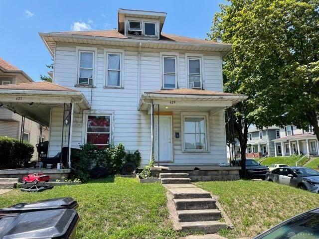 427 N Shaffer Street, Springfield, OH 45504 (MLS #845877) :: The Gene Group