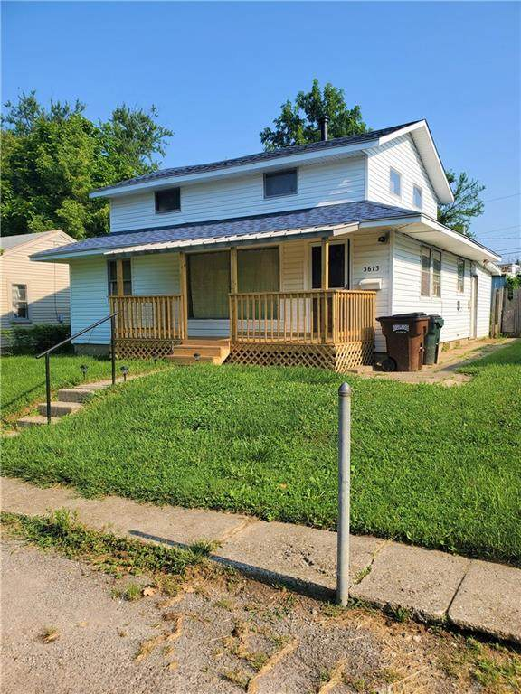 3613 Pittsburg Avenue, Dayton, OH 45406 (MLS #845886) :: The Westheimer Group