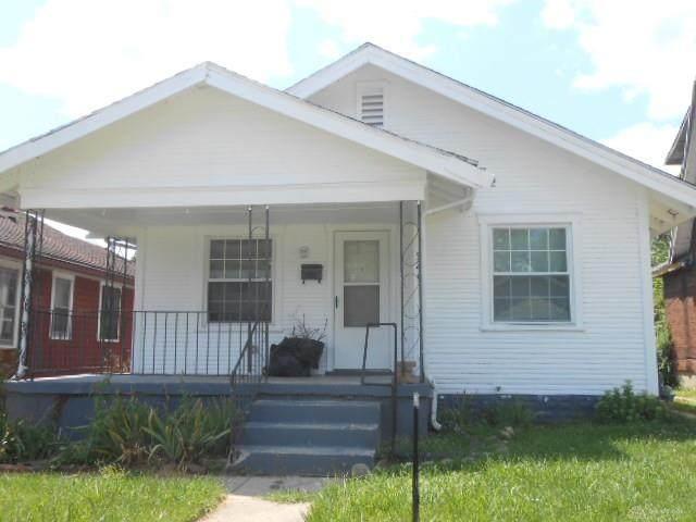 529 Huron Avenue, Dayton, OH 45417 (MLS #846288) :: The Westheimer Group