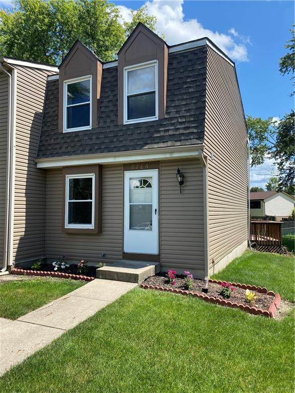 6286 Pheasant Hill Road, Huber Heights, OH 45424 (MLS #846357) :: The Westheimer Group