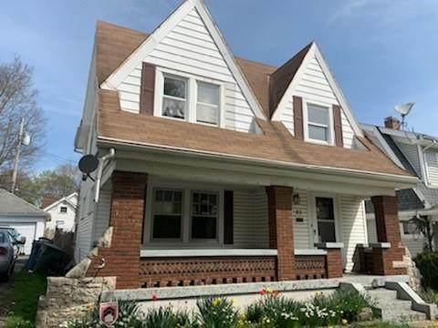 51 W Bruce Avenue, Dayton, OH 45405 (MLS #846399) :: Bella Realty Group