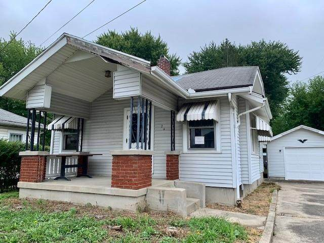 24 S State Street, Phillipsburg, OH 45354 (MLS #847391) :: Bella Realty Group