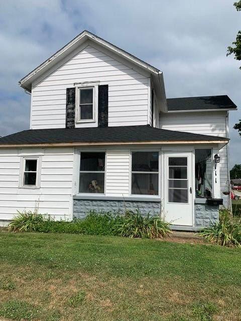 111 S Main Street, Arcanum, OH 45304 (#847443) :: Century 21 Thacker & Associates, Inc.