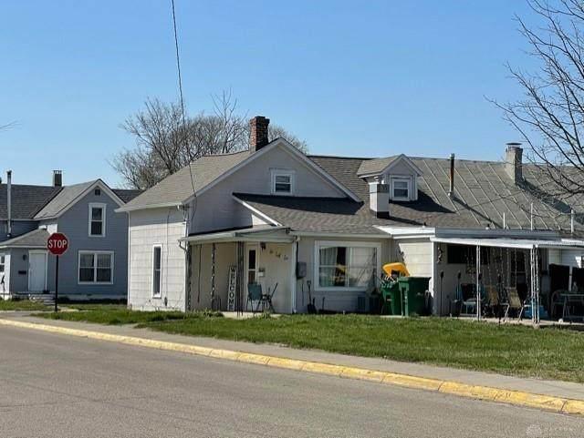220 & 220.5 N Main Street, New Carlisle, OH 45344 (MLS #849063) :: The Westheimer Group