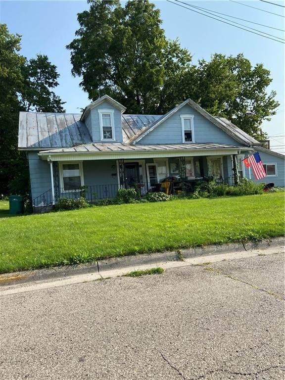 110 E Lincoln Street, New Carlisle, OH 45344 (MLS #849069) :: The Gene Group