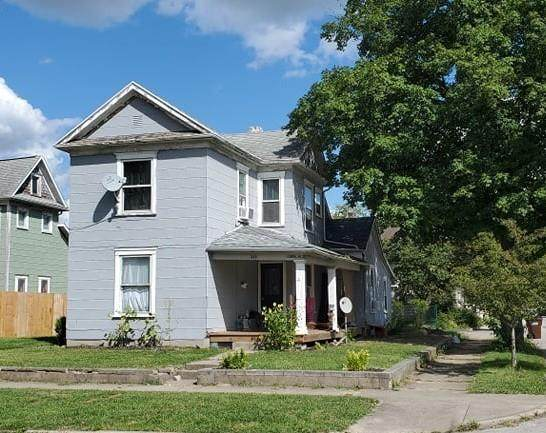 523 Central Avenue, Greenville, OH 45331 (MLS #849214) :: The Gene Group
