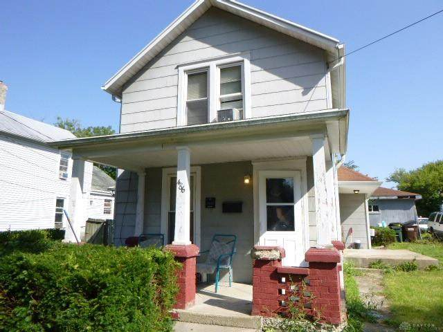 486 Cottage Grove Avenue, Xenia, OH 45385 (MLS #849543) :: The Gene Group