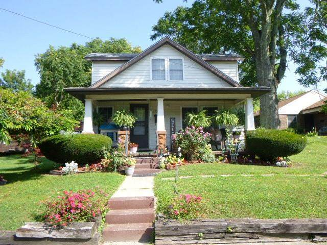 738 E 3rd Street, Xenia, OH 45385 (MLS #849544) :: The Westheimer Group