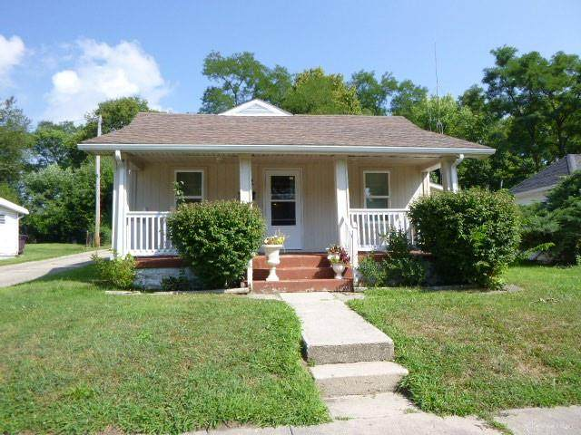 432 E 2nd Street, Xenia, OH 45385 (MLS #849546) :: The Gene Group