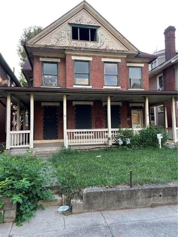 115-117 S Findlay Street, Dayton, OH 45403 (MLS #849716) :: Bella Realty Group