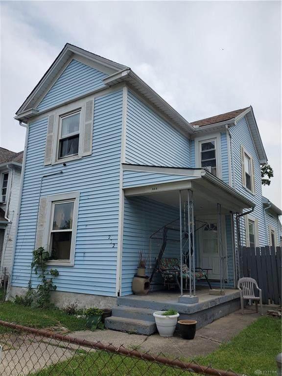 232 Fillmore Street, Dayton, OH 45410 (MLS #850087) :: Bella Realty Group