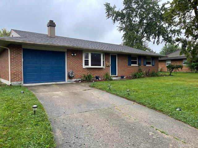 208 Silverstone Drive, Englewood, OH 45322 (MLS #850115) :: Bella Realty Group