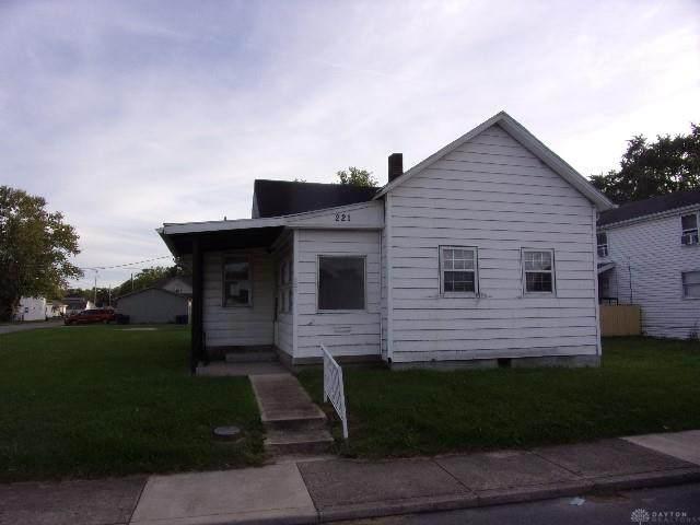 221 2nd Street, Piqua, OH 45356 (#850726) :: Century 21 Thacker & Associates, Inc.