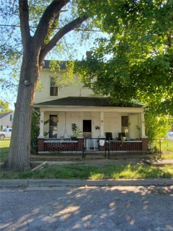 339 Locust Street, Xenia, OH 45385 (MLS #850814) :: The Westheimer Group