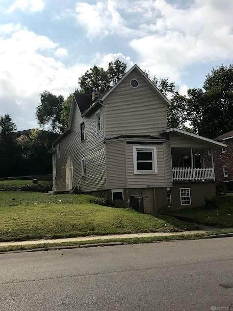 332 Burkhardt Avenue, Dayton, OH 45403 (MLS #850911) :: Bella Realty Group