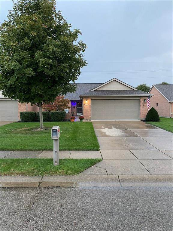 1570 Dee Anne Drive, Xenia, OH 45385 (MLS #851166) :: The Westheimer Group