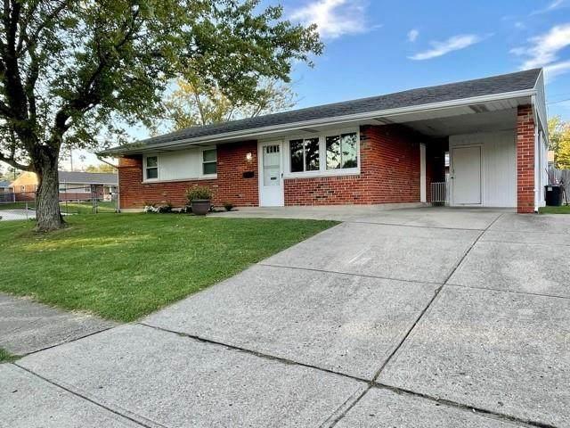 161 Elva, Vandalia, OH 45377 (MLS #851841) :: Bella Realty Group