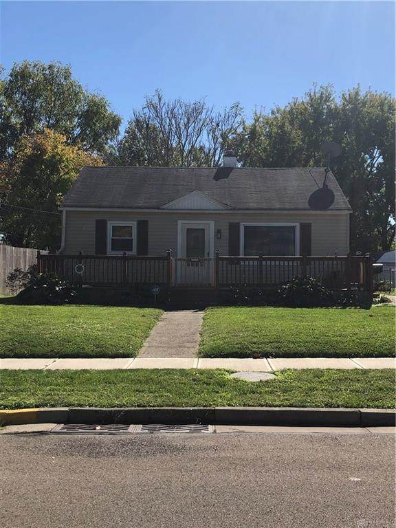 214 William Street, West Carrollton, OH 45449 (MLS #851864) :: The Westheimer Group