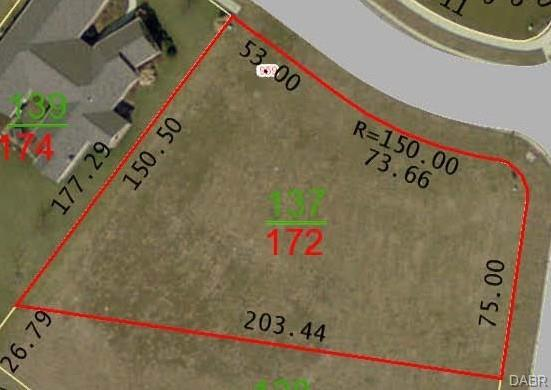 lot #172 Wright Avenue, Xenia, OH 45385 (MLS #752441) :: Jon Pemberton & Associates with Keller Williams Advantage