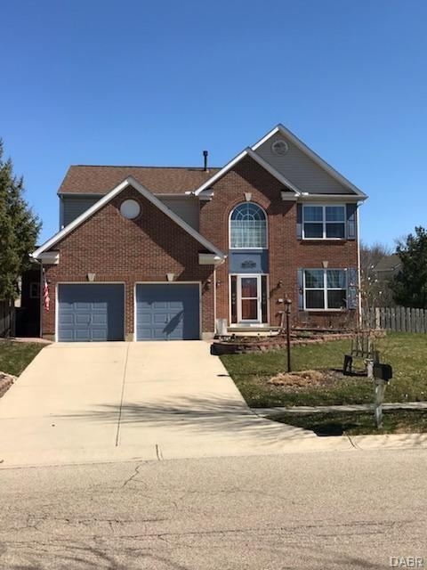 570 Arbor Hills Drive, Springboro, OH 45066 (MLS #757827) :: Denise Swick and Company