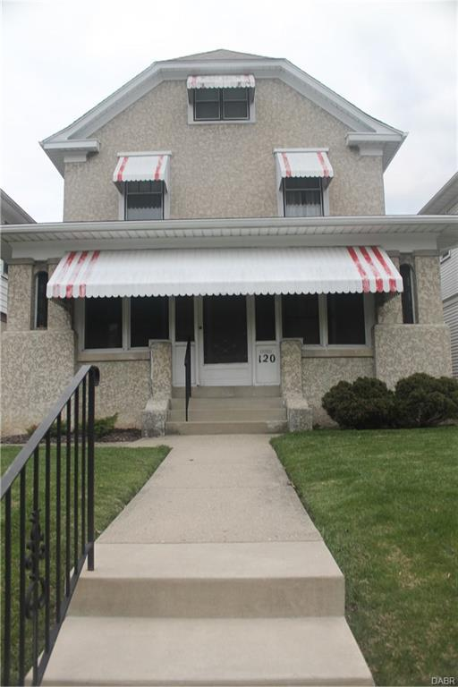 120 Illinois Avenue, Dayton, OH 45410 (MLS #760465) :: The Gene Group