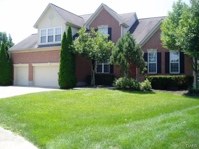 8970 Fox Hollow Court, Centerville, OH 45458 (MLS #769568) :: The Gene Group