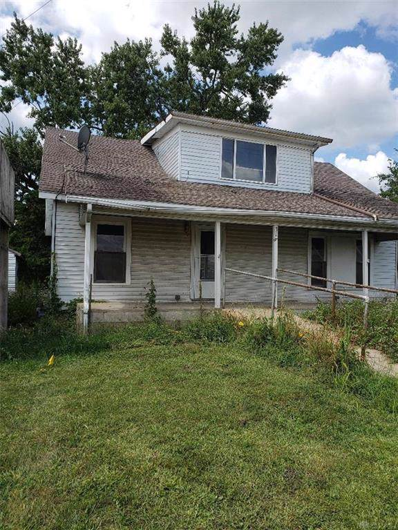 316 Ohio Street, Greenville, OH 45331 (MLS #800732) :: Denise Swick and Company