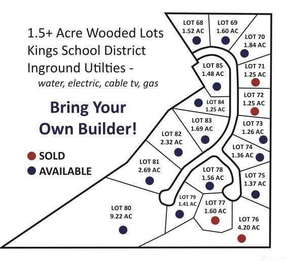 Lot 73 Arapaho Drive, Union Twp, OH 45152 (MLS #802531) :: Denise Swick and Company