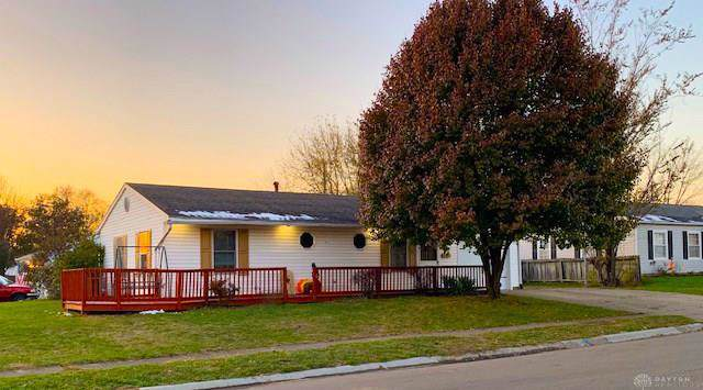 597 Kristine Lane, Franklin, OH 45005 (MLS #806196) :: Denise Swick and Company