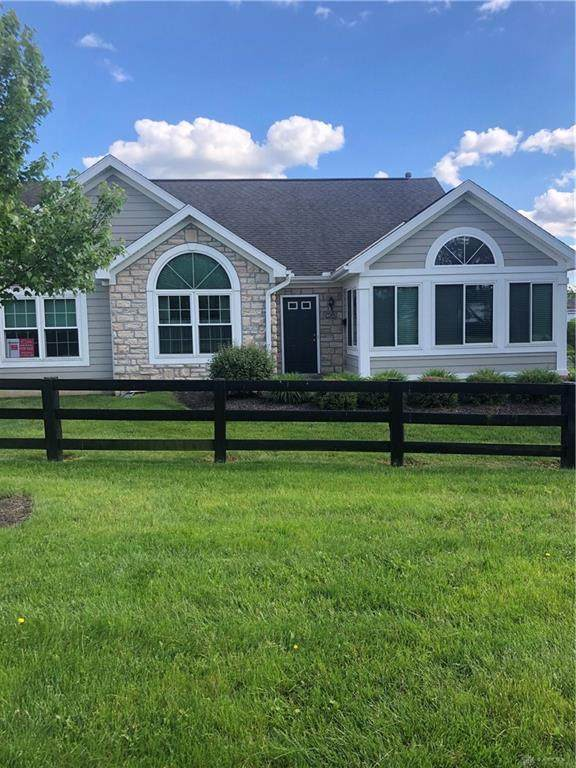 4620 Cobblestone Drive #4620, Tipp City, OH 45371 (MLS #816992) :: Denise Swick and Company