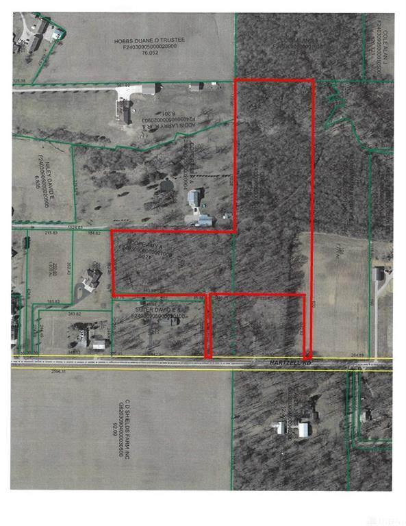 0 Hartzell, Greenville Twp, OH 45331 (MLS #822105) :: Denise Swick and Company