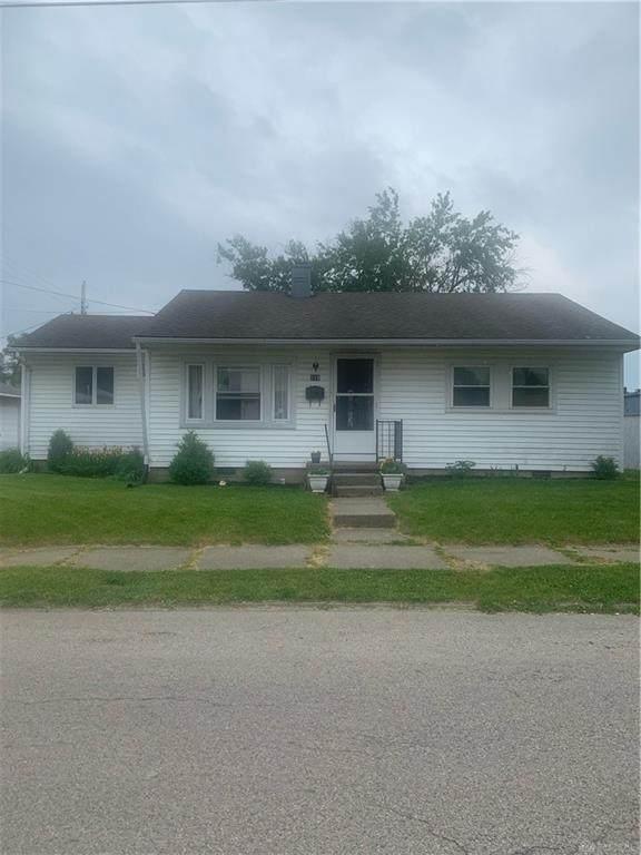 119 E Monfort Street, Eaton, OH 45320 (MLS #840670) :: The Gene Group