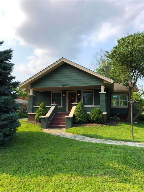 3709 Central Avenue, Middletown, OH 45044 (MLS #845362) :: The Westheimer Group